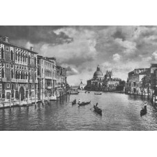WALLPAPER ANIMATED VIEW OF GRAND CANAL IN VENICE 603B